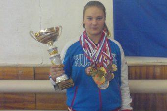Александра Самуйлова