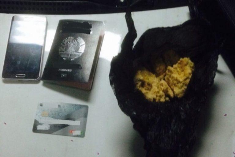 ВТверской области задержали наркокурьера изСредней Азии