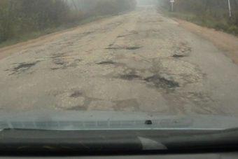 дорога в Тверской области