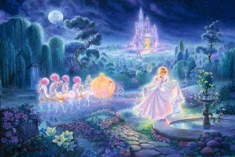Дисней принцесса