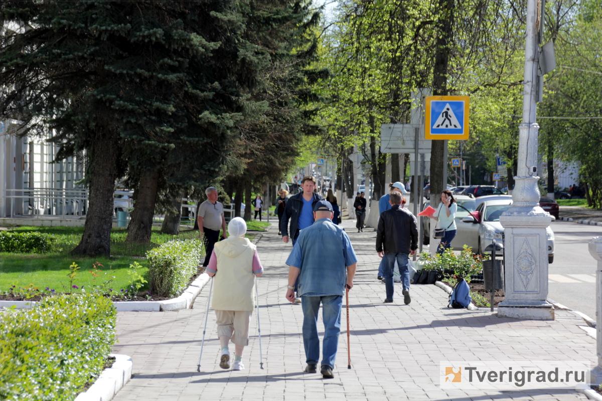 За полгода в Тверской области смертность в два раза превысила рождаемость