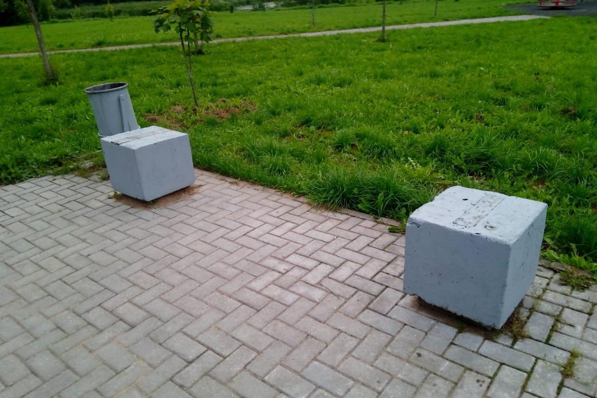 Вандалы атакуют Конаково в Тверской области