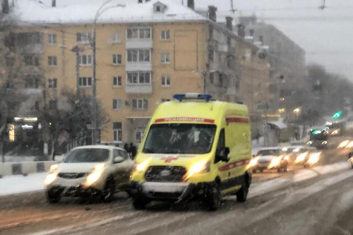 Число вызовов скорой помощи в Тверской области выросло на 15% за неделю