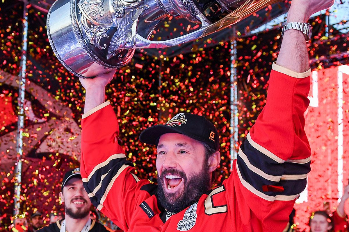 Илья Ковальчук продолжит карьеру в НХЛ