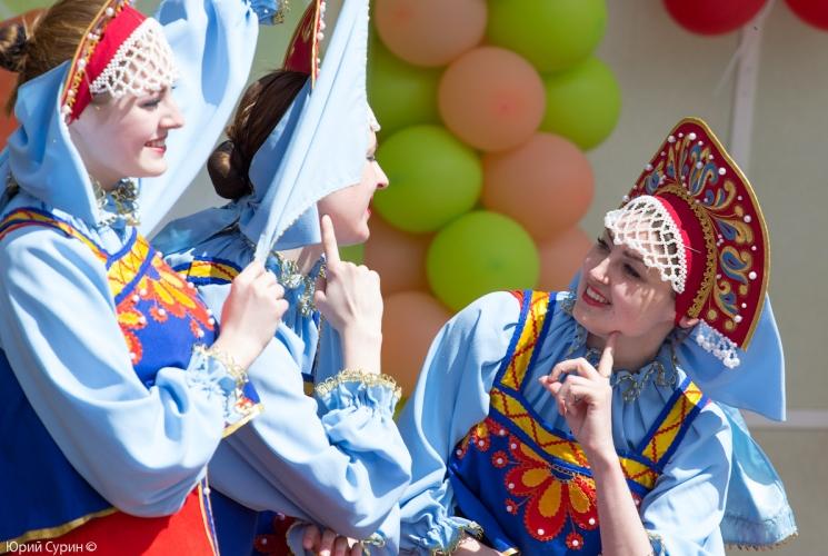 1 мая, Праздник Весны и Труда в Твери