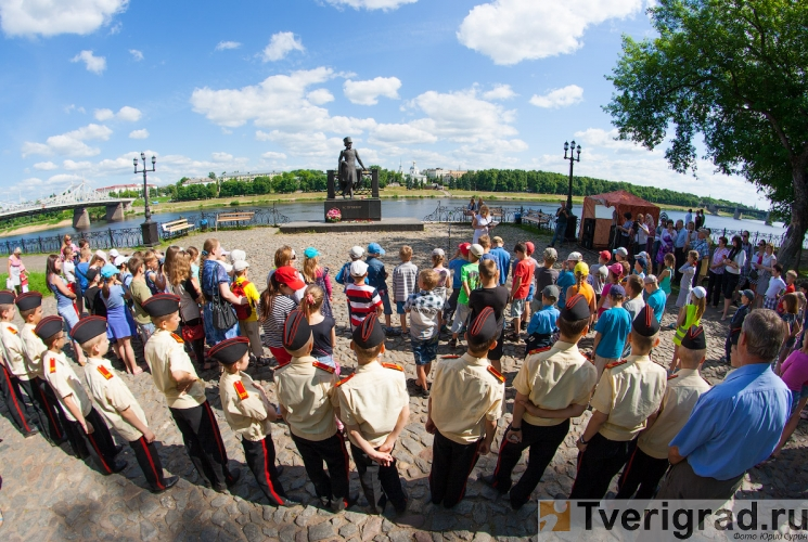 День рождения Пушкина, Тверь, 2013