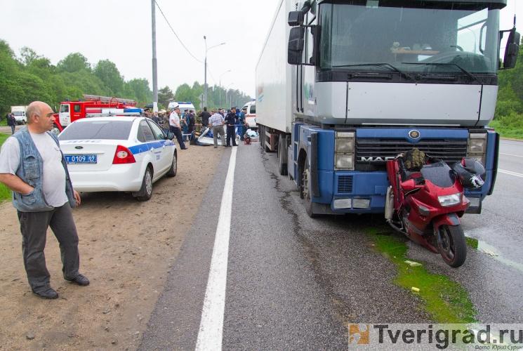 Страшное ДТП в Тверской области на трассе М10