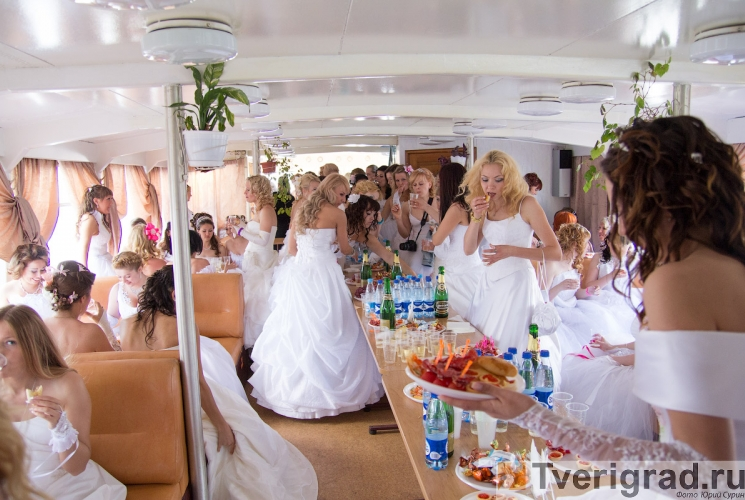 Сбежавшие невесты Cosmo Твер