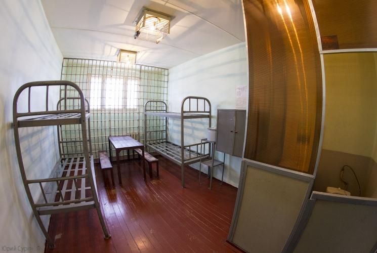 СИЗО-1 (СЛЕДСТВЕННЫЙ ИЗОЛЯТОР № 1, Тюрьма) в Твери