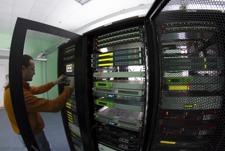 Тверской радиотелевизионный передающий центр уже может передавать теле- сигнал в цифре