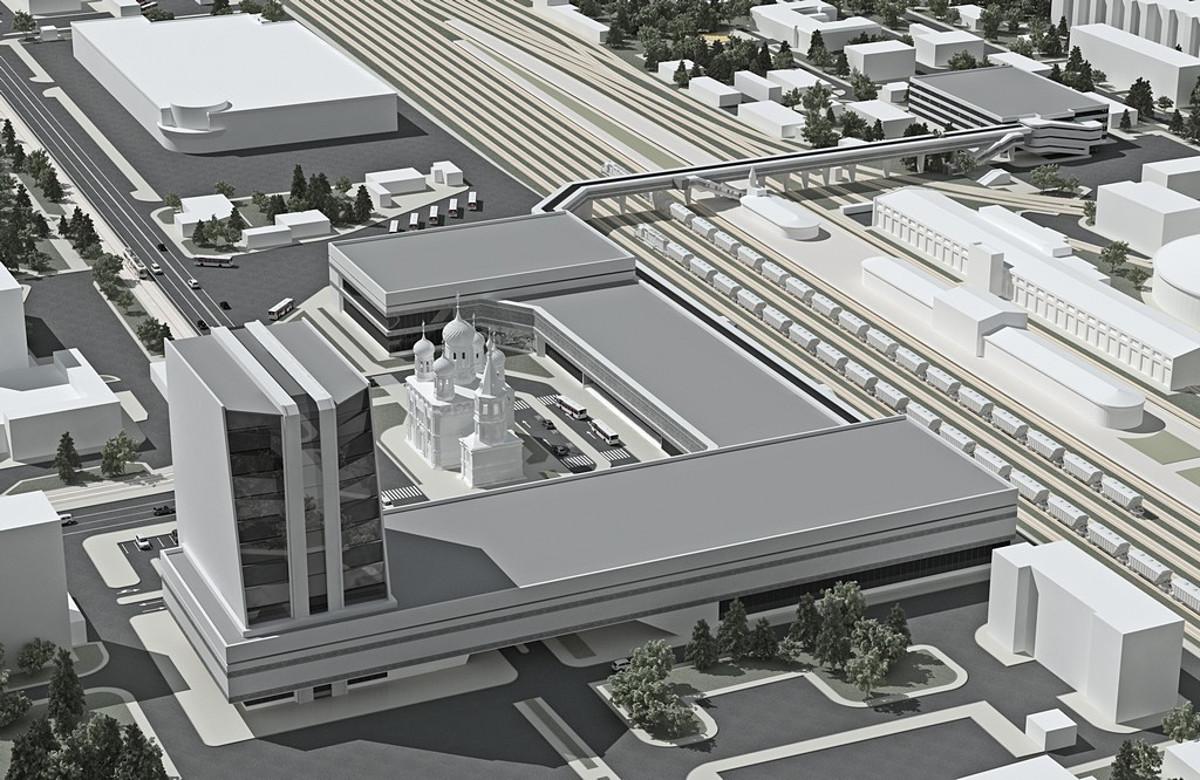 Проект тверского вокзала — pic 3