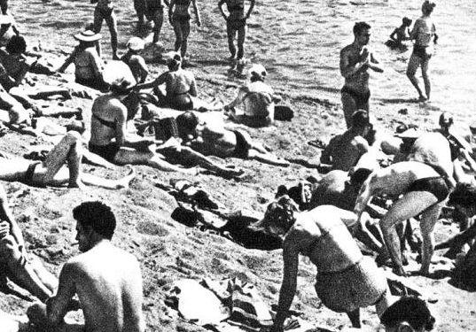 Стояло жаркое лето 1981 года...