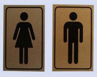 Туалеты унисекс