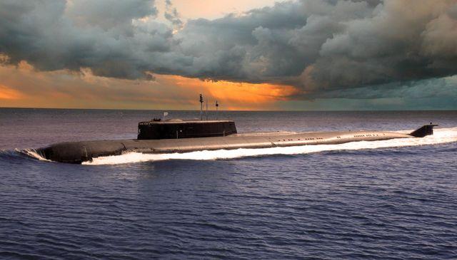 Подводная лодка «Тверь»