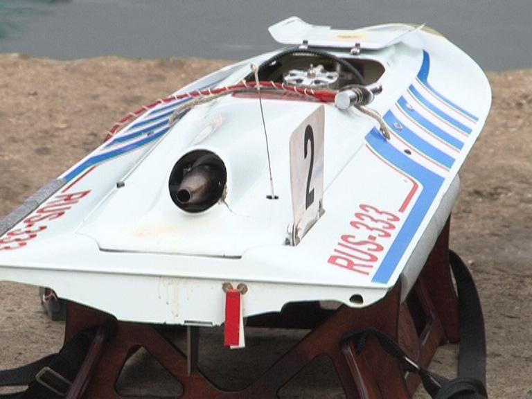 Такие модели скоростных лодок участвовали в тверском Кубке Европы