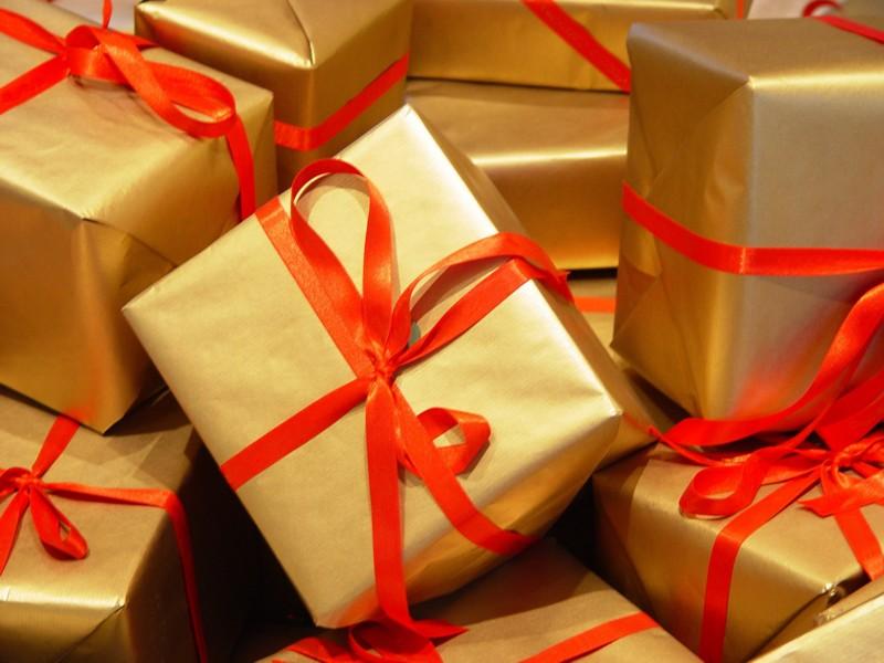 Тверичане выбирают подарки