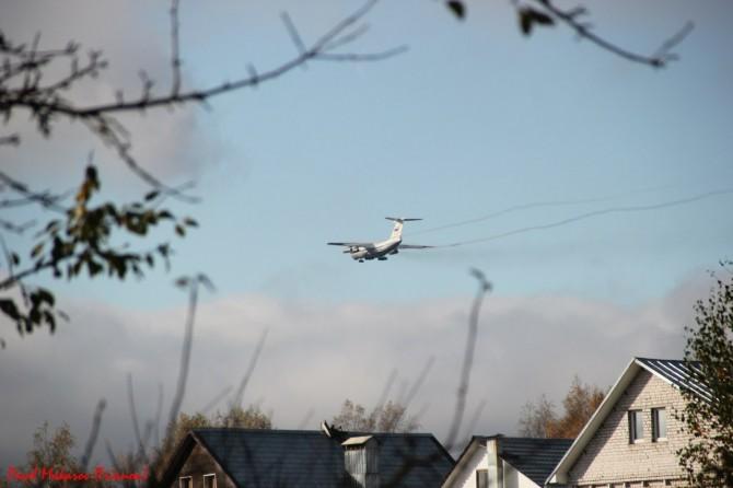 Самолеты над Тверью