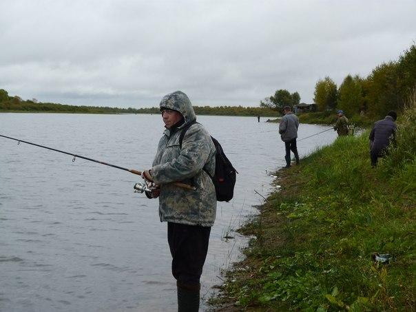 В Тверской области рыбак поймал карпа весом 18 килограмм