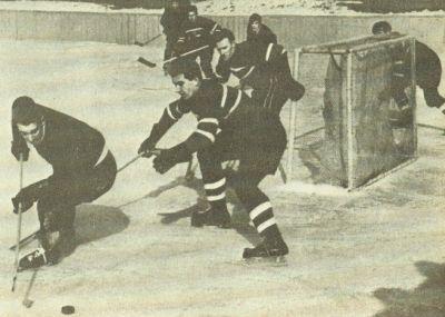 тверской хоккей