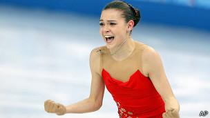 Аделина Сотникова - чемпионка Олимпийских игр