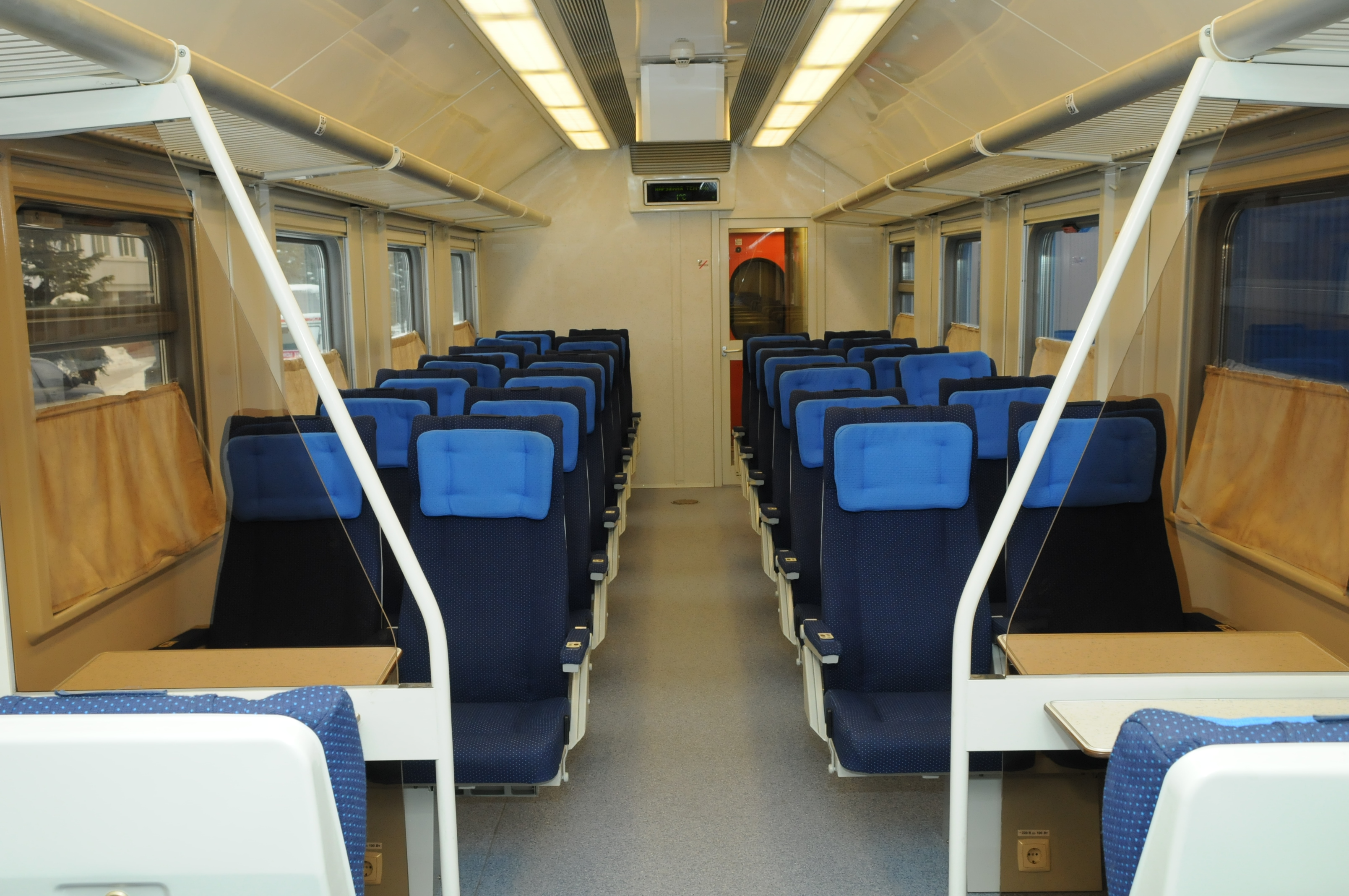 Как выбрать подходящий вагон и место в поезде  Блог