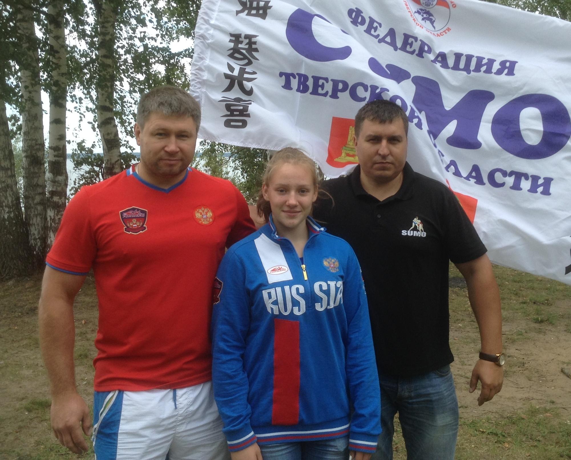 Сумоист из Осташкова стал мастером-международником