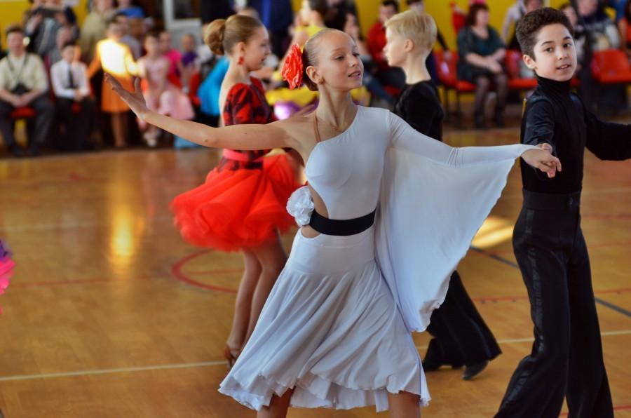 Танцы для взрослых в твери