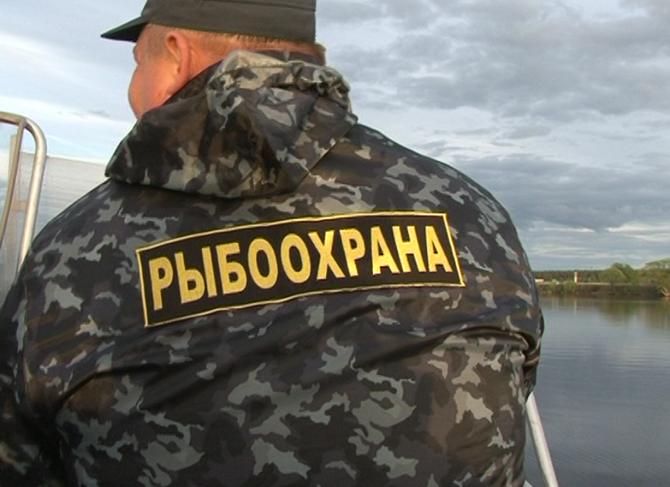 Рыбоохрана отобрала у браконьеров 10 лодок и четыре мотора