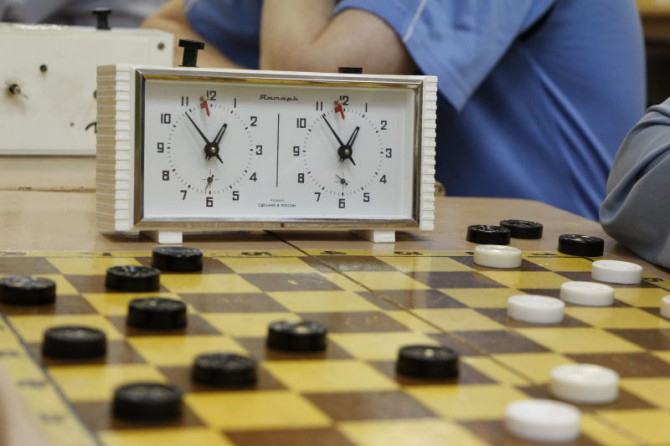 Всероссийский турнир по шашкам