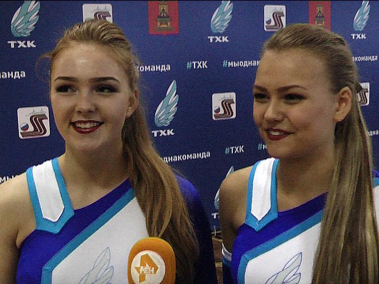 Дарья Фетисова и Анастасия Бобровская