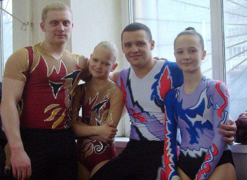 На чемпионате Тверской области по спортивной акробатике