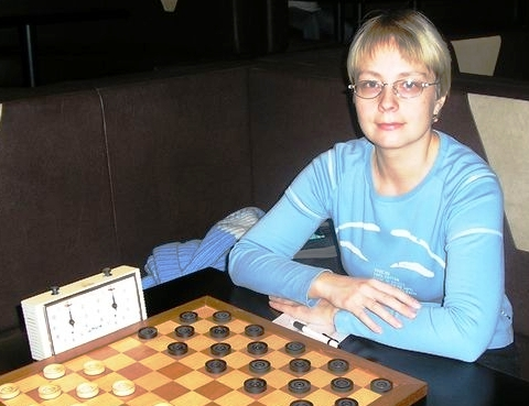 Марина Боркова - чемпионка ЦФО