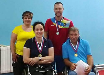 Ирина Борисова, Юлия Карасоева, Александр Иванов и Михаил Еремеев