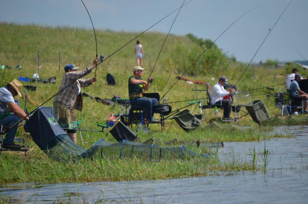 соревнования по ловле рыбы в тверской области