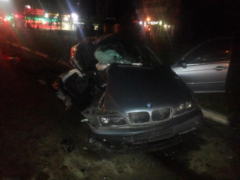 авария 3 августа 2017 года в городе твери Русский Дом Новогусельском