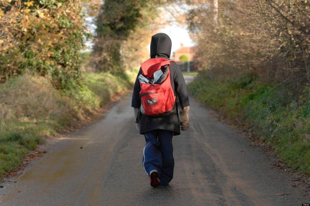 Убегающие детки