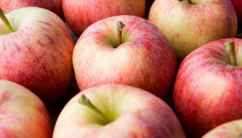 польские яблоки