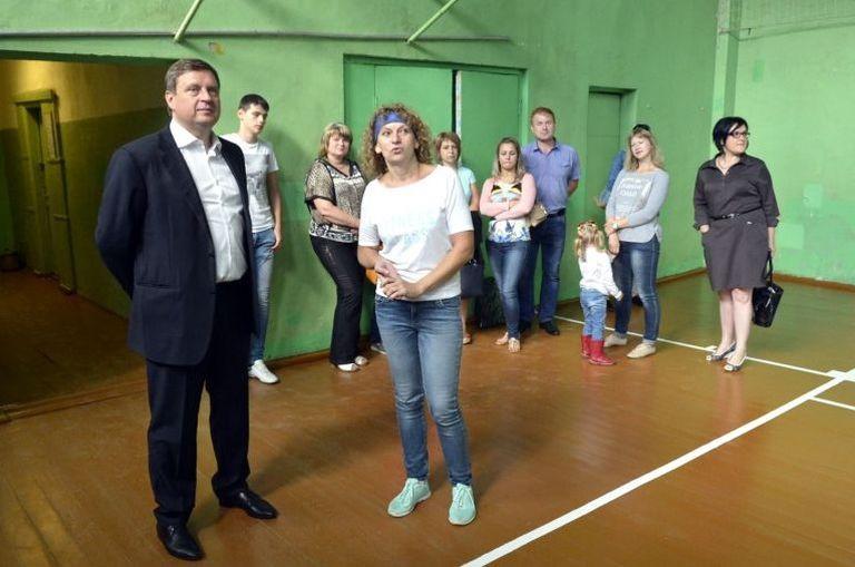 Андрей Епишин и Ольга Лавилина