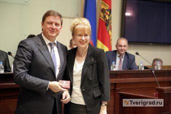Андрей Епишин и Валентина Дронова