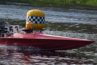 Кубок области по водно-моторному спорту