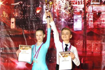 Степан Литвиненко и Ульяна Оганисян