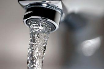 вода кран