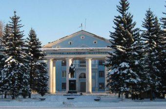 ДК Шахтеров в Нелидово