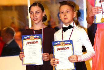 Илья Назаров и Анастасия Смирнова