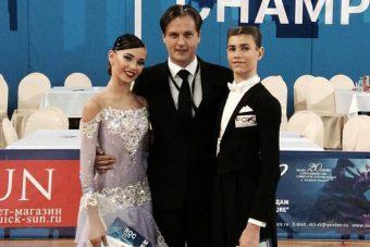 Виктория Пучина, Александр Захаров и Роман Главацкий