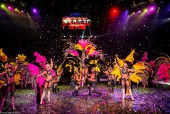 В Твери стартовали показы новогоднего шоу Гии Эрадзе «Баронеты»