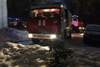 пожарная мчс