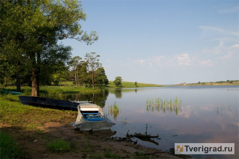 Тверская область, озеро Волго