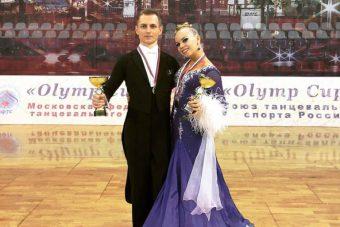 Иван Ковалев и Светлана Колесникова