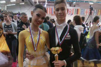 Роман Главацкий и Виктория Пучина